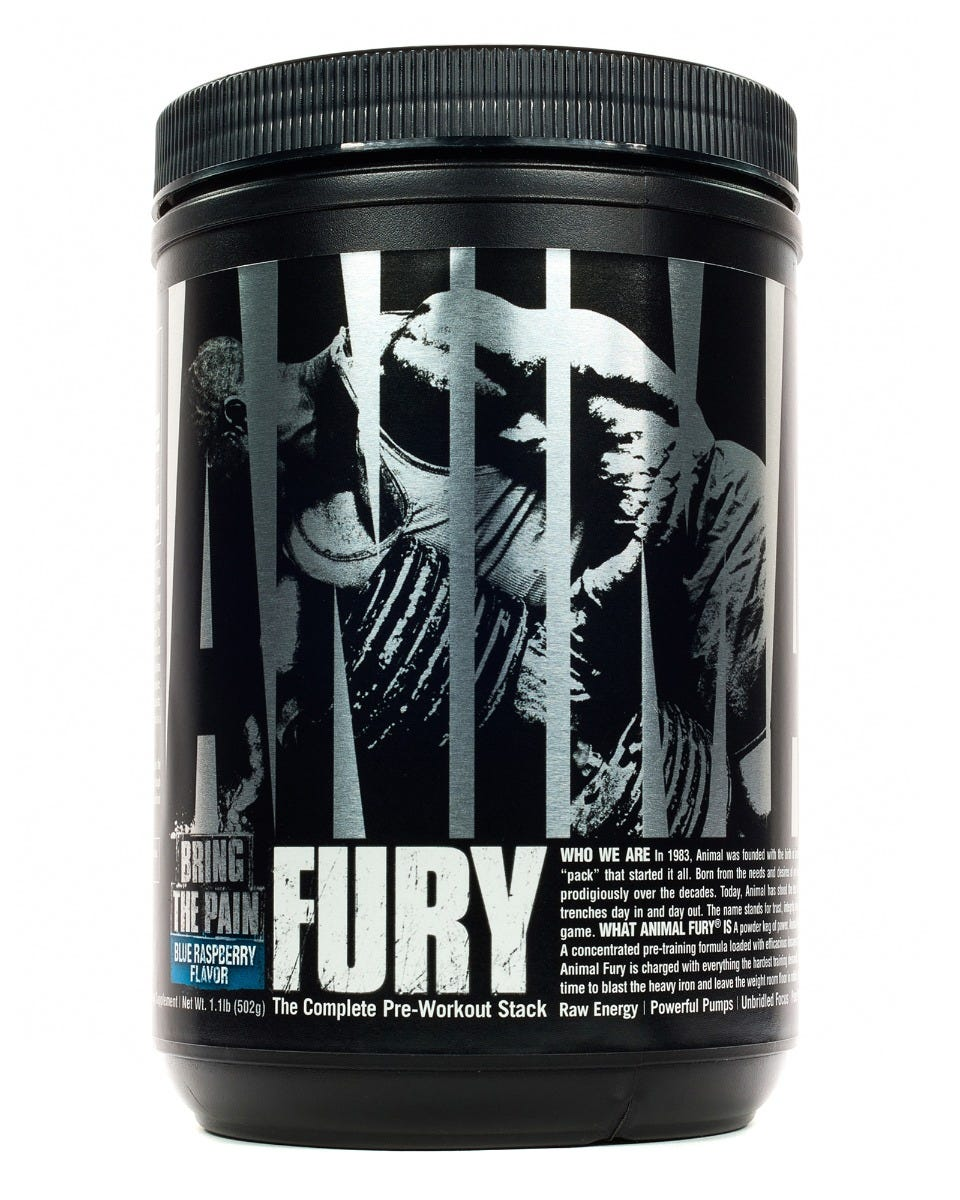 Fury Placeholder
