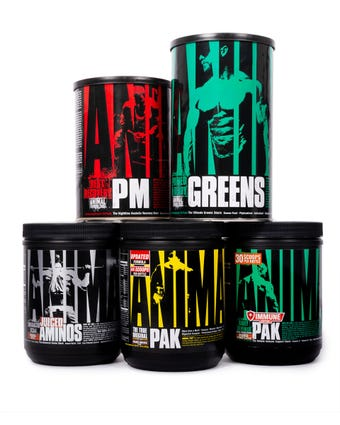 Health & Recovery Powder Stack