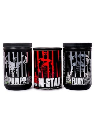 Ultimate Preworkout Bomb Stack