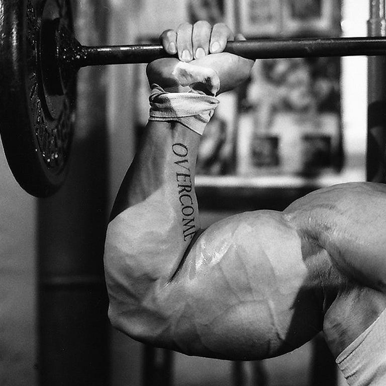 Get Big with Muscle Building Supps