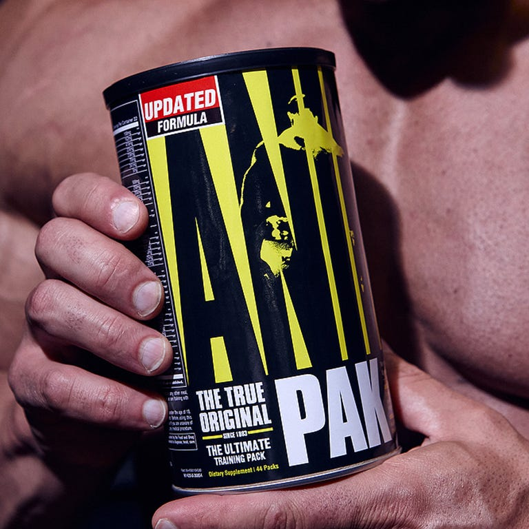 block image for animal pak