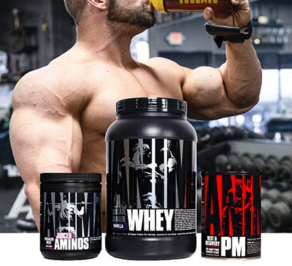 Workout Recovery Stack